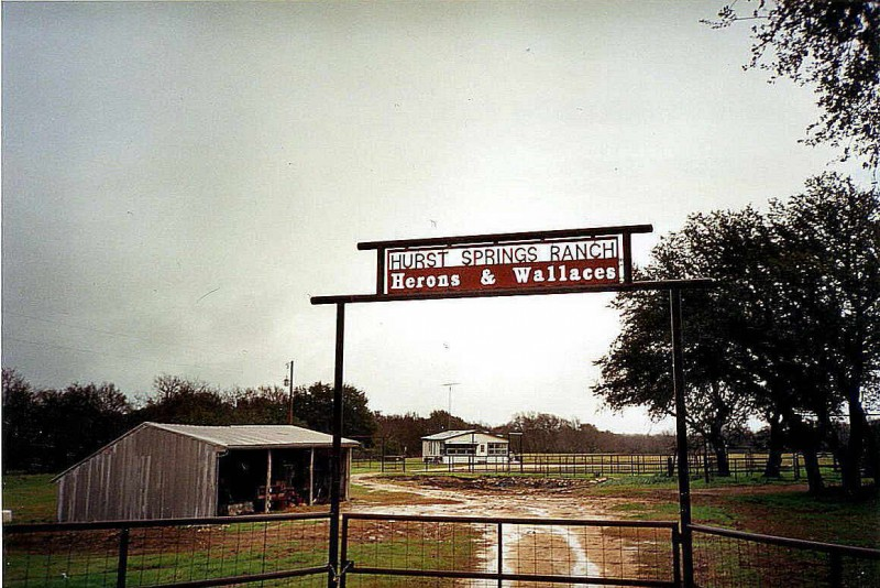 Custom Metal Ranch Entrance Signs In Texas   Patterson ...