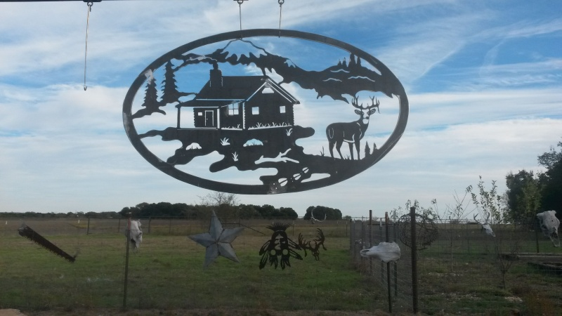 Custom Farm Metal Art Amp Ranch Signs In Texas Patterson