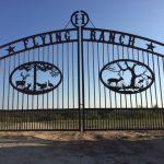 gate flying h ranch