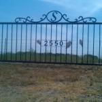 gate plain S