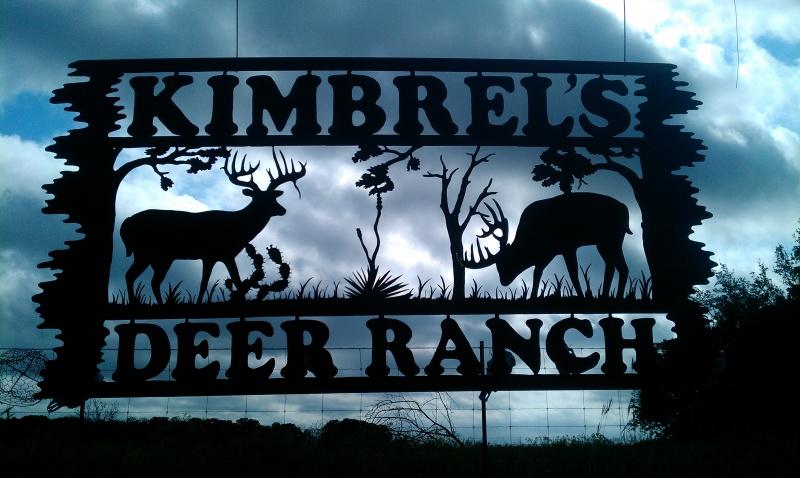 custom metal ranch entrance signs in texas