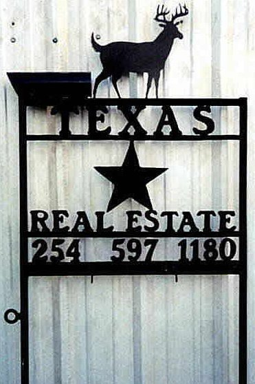 Custom Farm Metal Art & Ranch Signs in Texas   Patterson