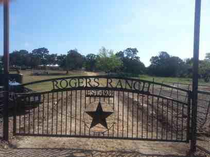 Custom Ranch Or Farm Gates